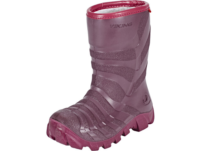 Viking Footwear Ultra 2.0 Boots Kinder plum/purple